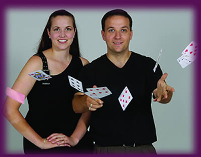 Magic Show with Illusionist Wes Iseli